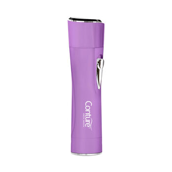 Conture Kinetic Smooth Multi-Speed Hair Remover & Skin Refining Polisher PurplePurple image number null