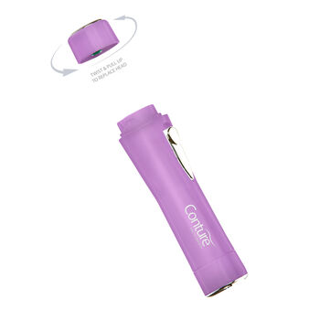 Conture Kinetic Smooth Hair Remover & Skin Refining Polisher PurplePurple image number null