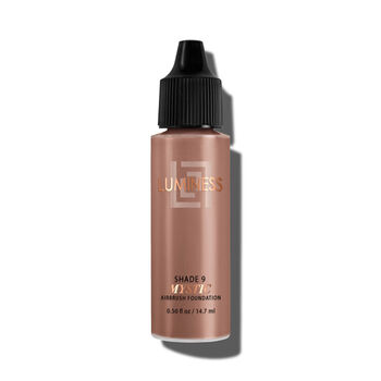 Mystic Foundation .50 Oz Shade 9- Coffee9 image number null
