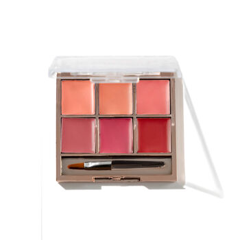 Classic Lip & Nude Eyeshadow Palettes image number null