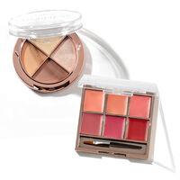 Classic Lip & Nude Eyeshadow Palettes