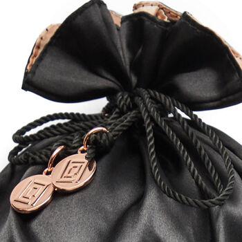 Drawstring Gift Bag - Large image number null