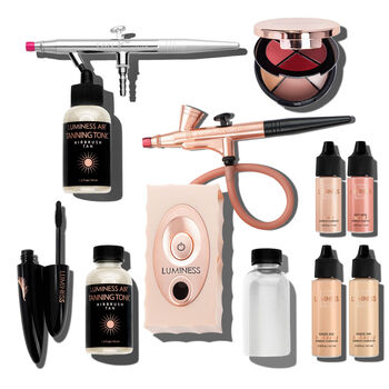 Silk Icon Pro with Tanning Upgrade Airbrush System Kit image number null