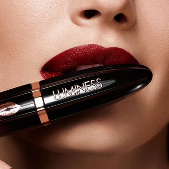 Chromatic Metallic Lip Stain - Classic RedClassic Red image number null