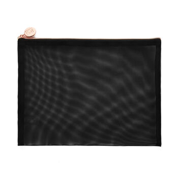 Cosmetic Mesh Bag image number null