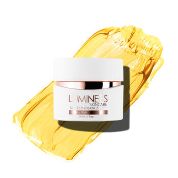 Gold Radiance Firming Mask image number null
